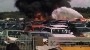 "Bin Laden Family ""Plane Crash"" 3 Dead England Airport"