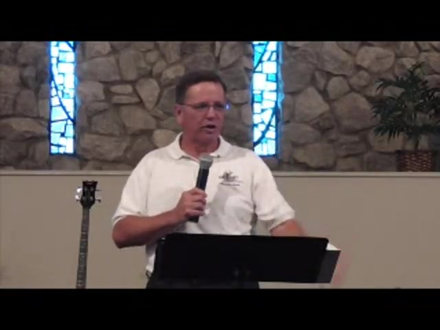 Metro Christian Center Sermon for August 2, 2015
