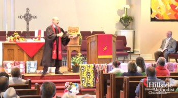 July 26, 2015 Rev. Doug Mills