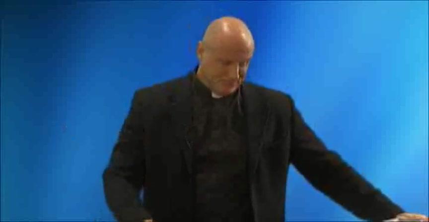 Adam Damns, Jesus Saves