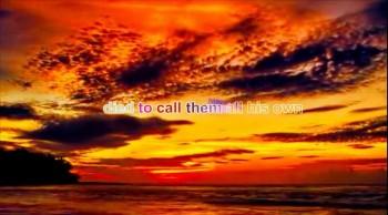 O the deep, deep love of Jesus ( Visual Lyrics)