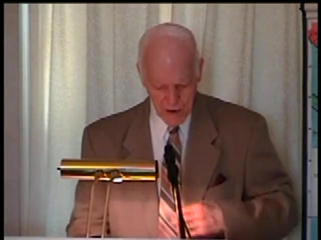 Israel's New Covenant  – Pastor D. A. Waite – Romans 11:19-36  –  BFTBC