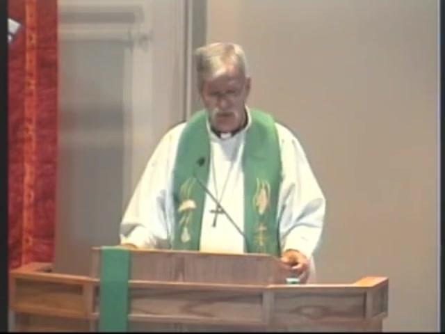 Pastor Rich Gudgel: