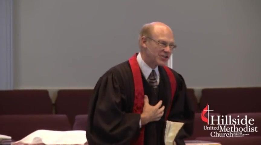 August 2, 2015 Rev. Doug Mills