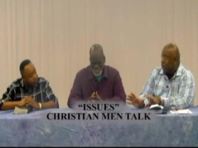 ISSUES CHRISTIAN MEN TALK