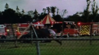 """Circus Tent Collapse New Hampshire 2 Dead """"Extreme Winds"""""""