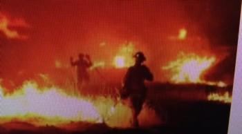 """California's Cataclysmic Conclusion"" Wildfires 101 Square Miles Burning"