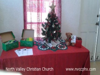 NVCC's Christmas Project 2015