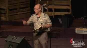 August 9, 2015 Rev. Doug Mills