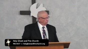 Holy Ghost Fire Church Broadcast 08-10