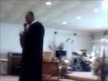 "Bishop Robert M. Garrard, ""Be Encouraged"""