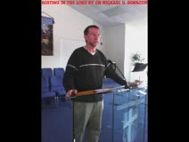 Boasting In The Lord by Dr. Michael G. Bonacum