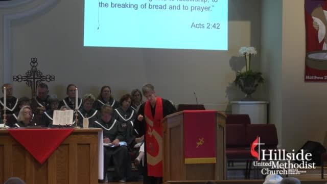 August 16, 2015 Rev. Linda Evans