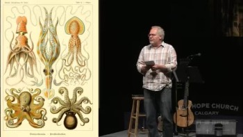 Searching for God through a Giant Squid
