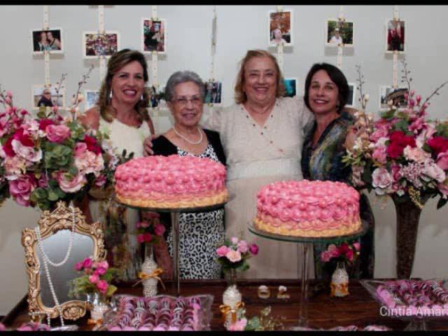 Aniversario 70 anos.Tia Dalva