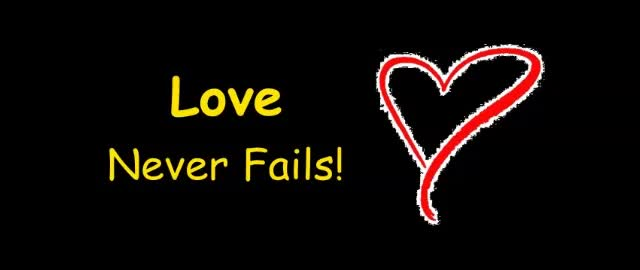 Love Never Fails - Randy Winemiller