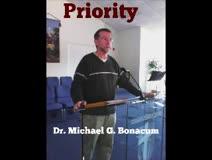 Dr. Michael G. Bonacum