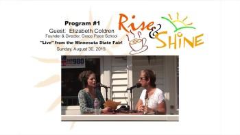 Rise & Shine, Program #1