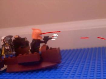 Lego Water war