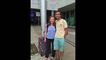 Austin's First Mission Trip