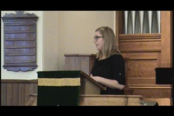 Faith and Deeds, by Rev Thyra VanKeeken