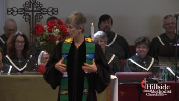 September 13, 2015 Rev. Linda Evans