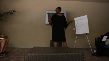 Redfining Wellness Event - Part 5 (Living Debt-Free/Coaching) - Keroy King @ Lifethenfinance.com