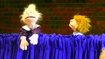 C.I.S.C.O. PUPPETS MINISTRY - Are You A Follower Or A Fan (Skit ft. Granny & Isaiah)