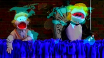 C.I.S.C.O. PUPPETS MINISTRY - We Need Jesus by Petra - Performed by Isaiah & Wade