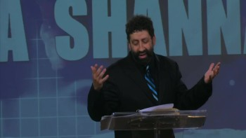 Jonathan Cahn speaks of September 13/Elul 29 during the Feast of Trumpets Celebration