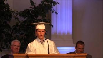 "Bryce ""preaching"""