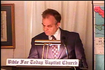 Part 2 --  The Bush Was Not Consumed– Exodus 3:1-22 – Daniel S. Waite -- BFTBC