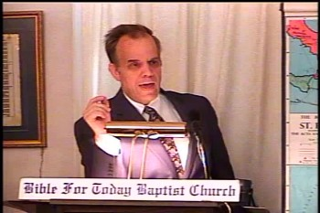 Part 1 --  The Bush Was Not Consumed– Exodus 3:1-22 – Daniel S. Waite -- BFTBC