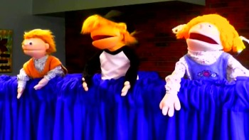 C.I.S.C.O. PUPPETS - Great Is The Lord by Michael W. Smith - Performed by Isaiah, Wade & Sally
