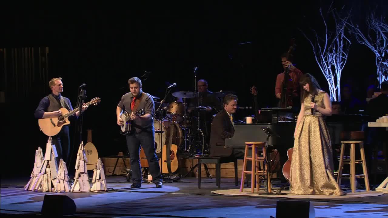 Keith & Kristyn Getty - God Rest Ye Merry, Gentlemen/The Star Of Munster (Live)