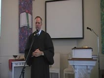 "Sermon: ""Flee Jerusalem!"" Jeremiah 6:1-15 Rev. R. Scott MacLaren 9/27/2015"