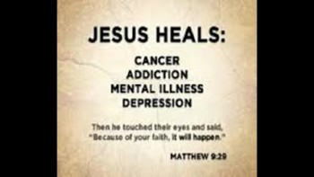 ARE YOU WILLING TO BE HEALED?