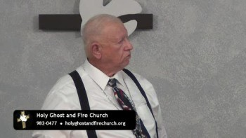 Holy Ghost Fire Church Broadcast 10-02