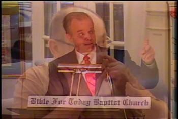 Part 3 -- Biblical Prophecy Class #4 -- The Interpretation of Prophecy