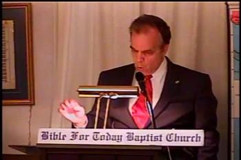 Part 2 -- Biblical Prophecy Class #4 -- The Interpretation of Prophecy