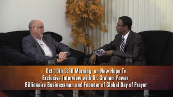Interview with a Billionaire