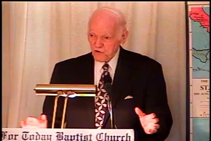 Part 1 -- The Destruction of the Flesh– 1 Corinthians 4:15-5:7 –  Pastor D. A. Waite – BFTBC
