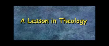 A Lesson in Theology - Randy Winemiller