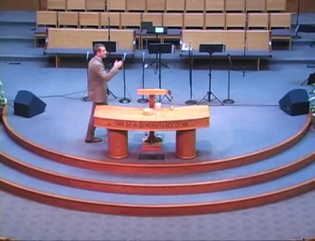 """Sermon-only Oct 4, 2015 """"Discerning the Body of Christ"""" (1Cor 11)"""