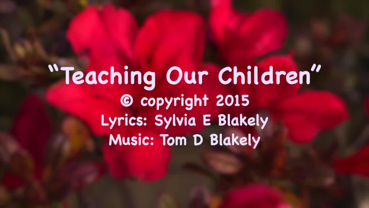 Teaching Our Children