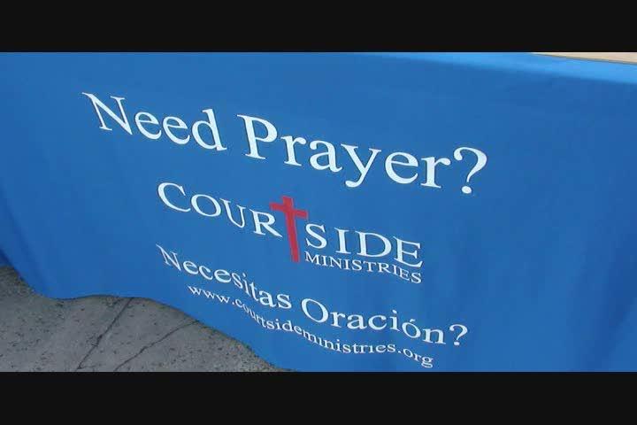 Court side ministries.Santa Ana. California