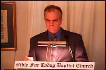Part 1 --  The Hardened Heart of Pharaoh – Exodus 7:1-25 – Daniel S. Waite -- BFTBC