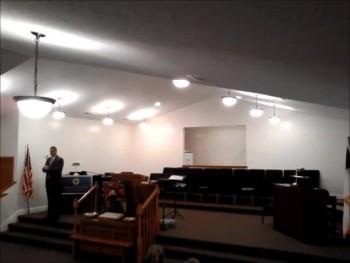Pastor Bob Schafer