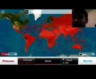 Lets Play Plague Inc. Ep.1 Infecting the world with sisters