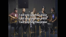 Even When It Hurts - Praise Song by Hillsong United (lyrics)